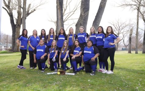 Bishop Varsity Softball Girls Takes on Cal City at Home