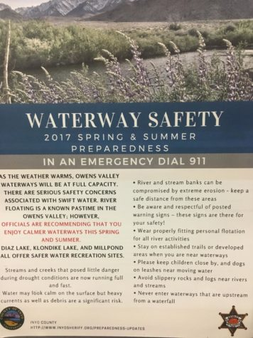 Waterway Safety; ATTENTION!!