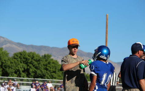 Bishop Bronco JV Defeats Tonopah Muckers September 9th, 2016