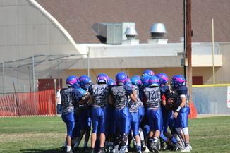 Slide Show — Bishop Youth Football Broncos