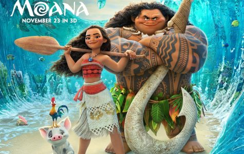 Moana; A Visually Stunning and Action Packed Disney Film