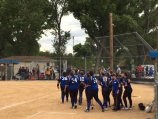 Bronco Softball advances to CIF second round