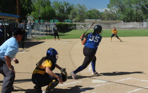 Varsity and JV Softball Game Slideshow, 4-28-17