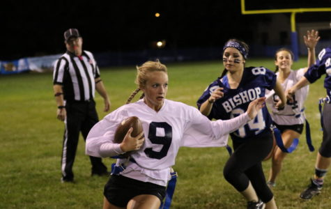 Powder Puff Football Game