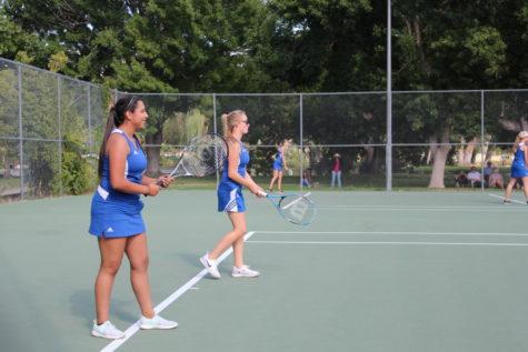 Bronco Tennis Vs. Kern Valley