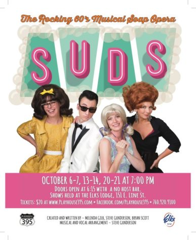 SUDS;  A Fun and Upbeat Musical!