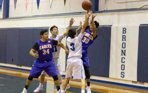 Varsity Boys Basketball Vs. Lone Pine