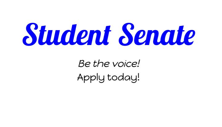 Bishop Union High School Student Senate Update