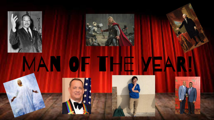 MAN OF THE YEAR!