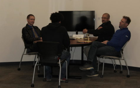 Success Volunteers Lend a Helping Hand for Senior Interviews