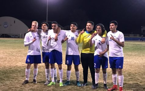 All League Boys Varsity Soccer
