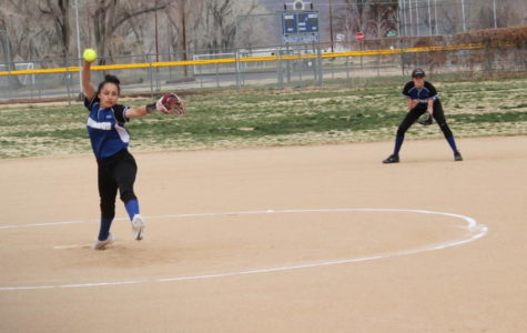 BUHS Varsity Softball Shuts Out Boron