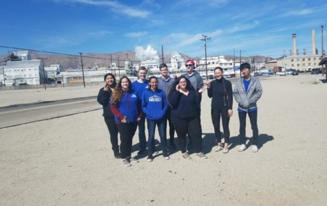 Varsity Mathletes Take on Trona 2/28/18