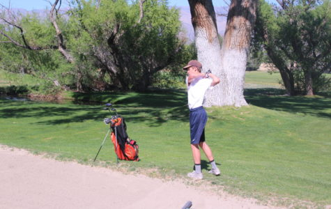 Bishop Golf in Action, April 25th