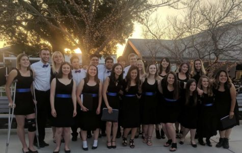Coming Back Strong; Honor Choir Returns From Competition