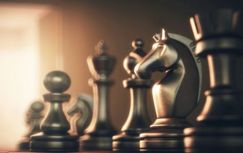 Creative Writing Club Entry: Chess
