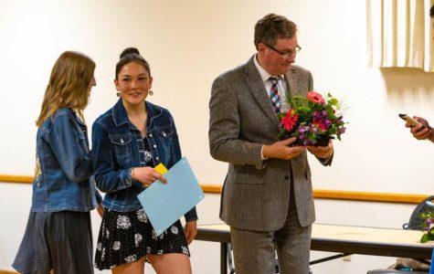 Kristen Lamb Awarded CIF Scholar-Athlete Award