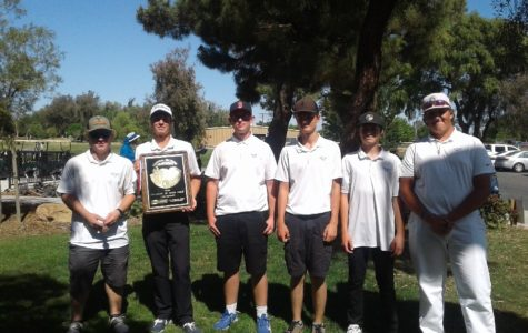 Golf Team Comes Home Champs