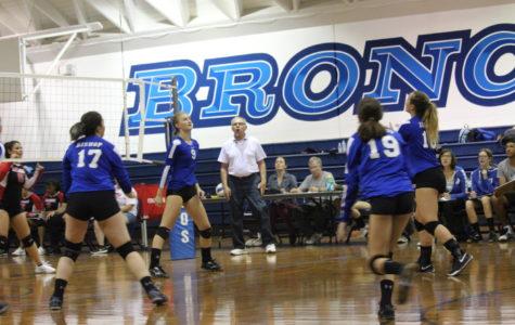 Varsity Volleyball vs. Cal City