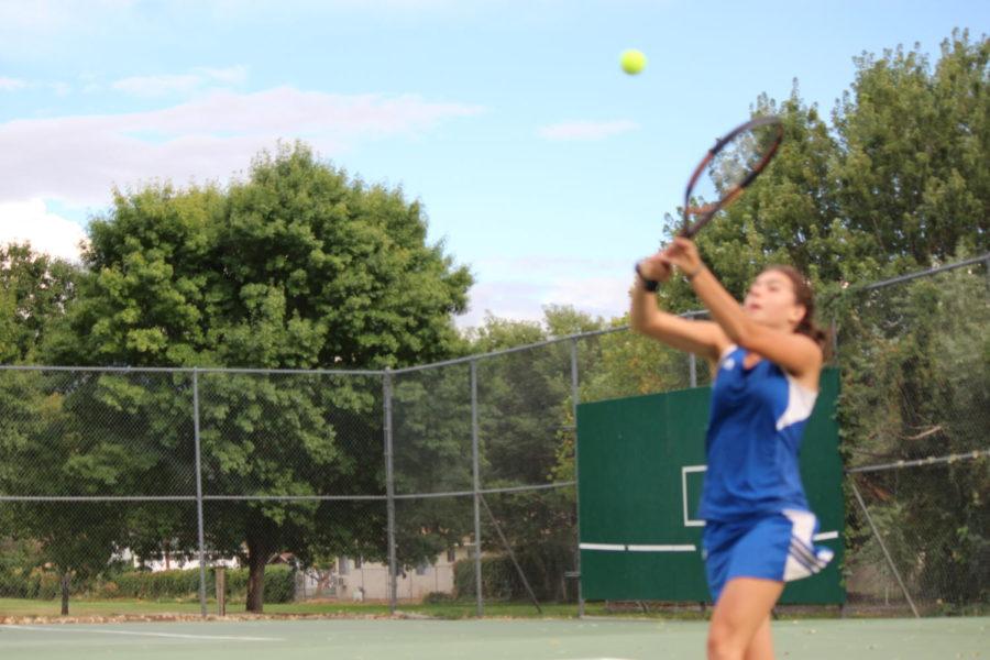 Tennis+Match