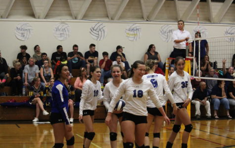 Varsity Volleyball vs. Kern