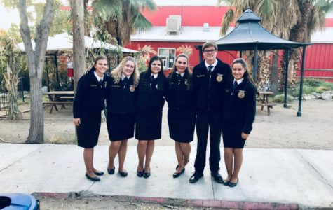 Bishop FFA Competition