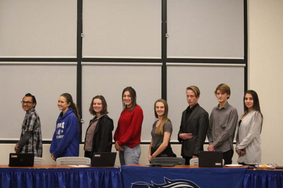 BUHS Student Senate Official Panel
