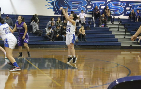 Varsity Girl's Basketball Plays Kern Valley in First CIF Game