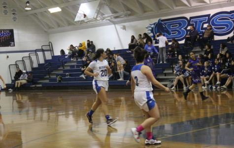 Bronco Girls Trample the Scorpions
