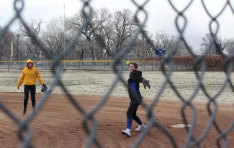 Varsity Softball Practice 2-20-19