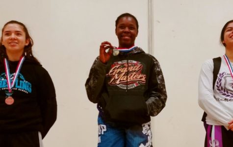 Tia Barfield Wins Masters, Now on to State