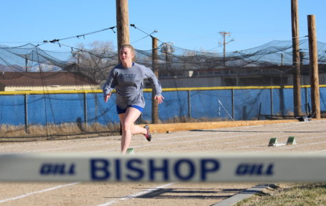 Home Track Meet Bishop vs. Boron : March 13 2019