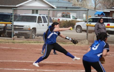 Bronco Softball Vs. Yerington