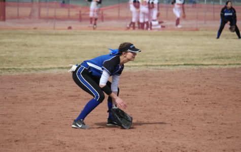 Girls Varsity Softball at Yerington Tournament