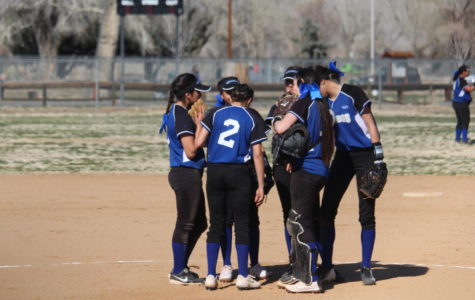 Bishop Varsity Softball Vs. Rosamond