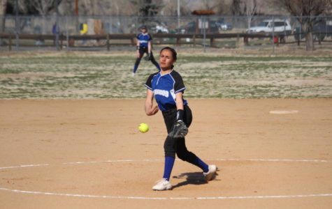 Varsity Bronco Softball Plays Frazier Mountain