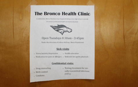 Health Clinic Open, Tuesday