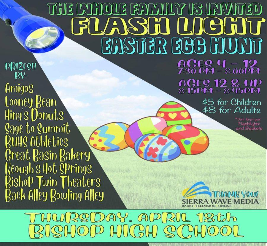 ASB+Hosting+the+Flash+Light+Egg+Hunt+April+18th