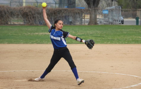 Varsity Softball Girls Suffer a Monday Loss at Burroughs