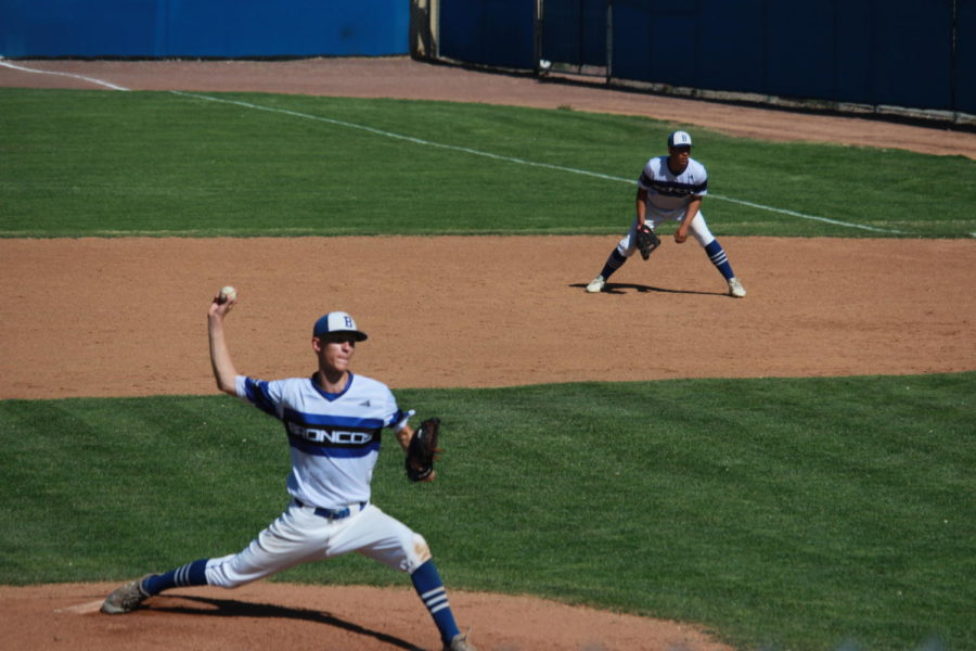 Bronco Baseball Playoffs Are Here