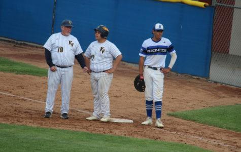 Varsity  Baseball vs.Kern Valley