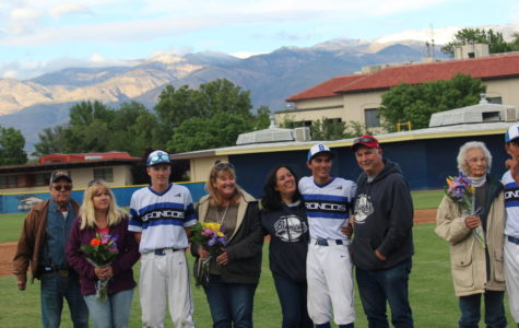 Varsity Baseball Senior Night