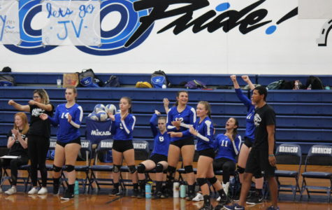 Volleyball vs Lone Pine