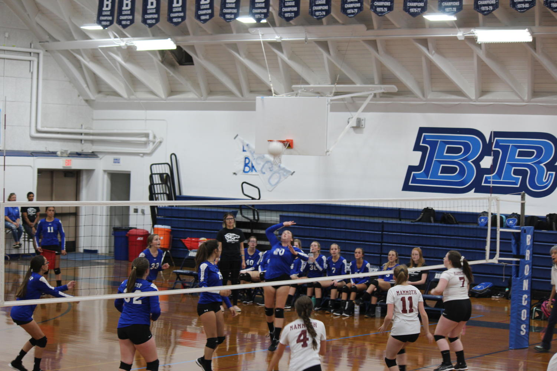 BUHS+JV+Volleyball