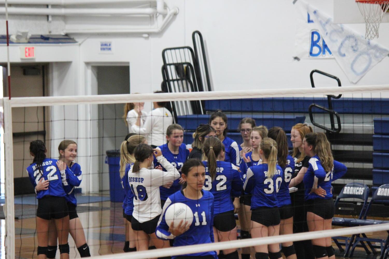 BUHS+JV+Volleyball+