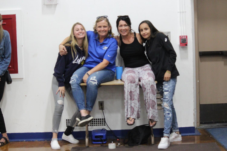 Rebecca+Quintana%2C+Stacy+VanNest%2C+Linda+Frigerio%2C+MaNeSe+Braithwaite+