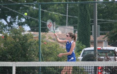 Bronco Tennis Taken Down By Burroughs