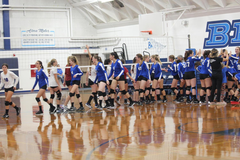 Jv+volleyball
