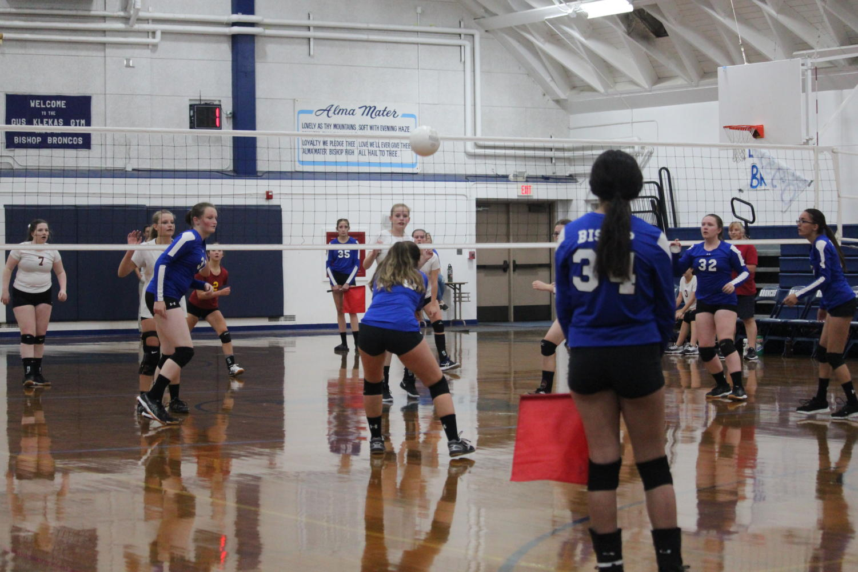 JV+Volleyball+