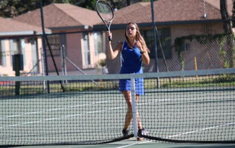 BUHS Tennis VS Kern Valley 10/1/19